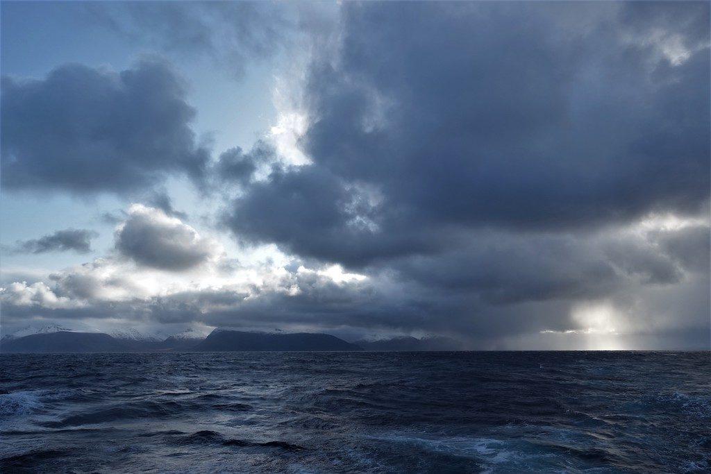 Leaving Tromsø (Photos: Marua Herrmann)